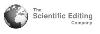 scientific editing company