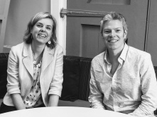 jane-and-chris-with-board-bw